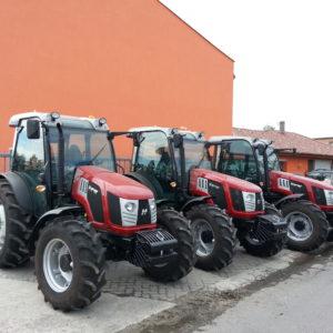 Traktory nad 60 PS