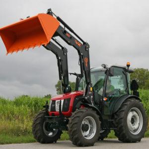07 Příslušenství traktorů