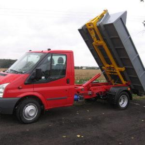 02 Automobilové kontejnerové nástavby do 3,5 t