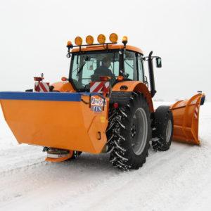 Traktorové sypače