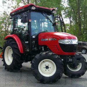 03 Traktory BRANSON modelová řada 25 - 47-52 HP