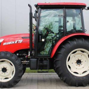 04 Traktory BRANSON modelová řada K - 74 HP